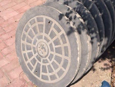 沈陽水井泥蓋-大恒大水泥制品廠