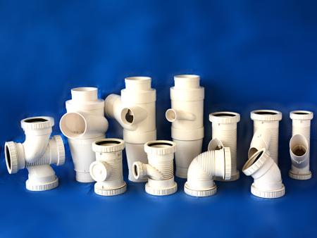安丘pvc-u中空螺旋管材管件厂家|想买高品质pvc-u中空螺旋管材管件就到临朐天元塑料建材