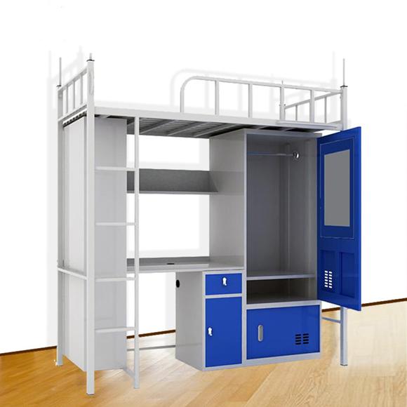 优惠的广西南宁上下铺铁床学生床厂家-质量可靠的的铁架床推荐