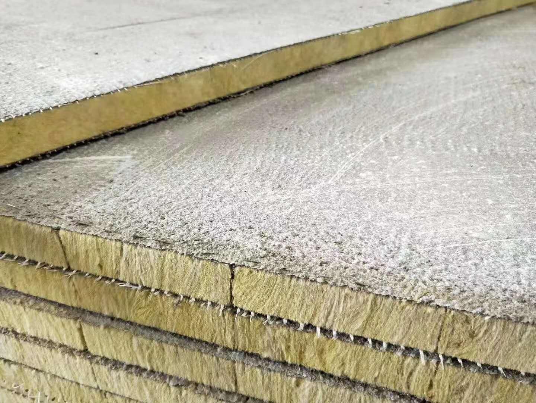 购买岩棉复合板优选-江浙沪直销憎水阻燃铝箔复合岩棉板