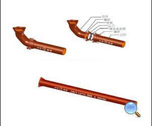 银川铸铁管-甘肃铸铁管价格行情