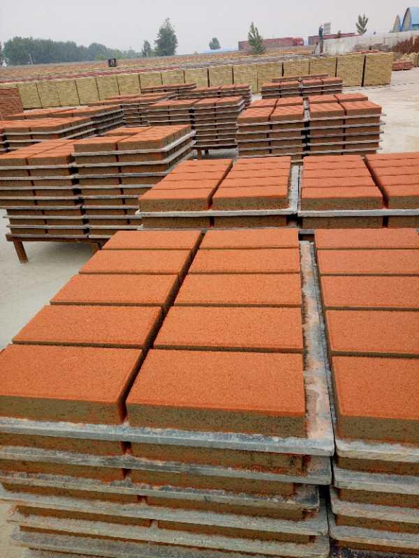 河南透水砖生产厂家烧结透水砖批发