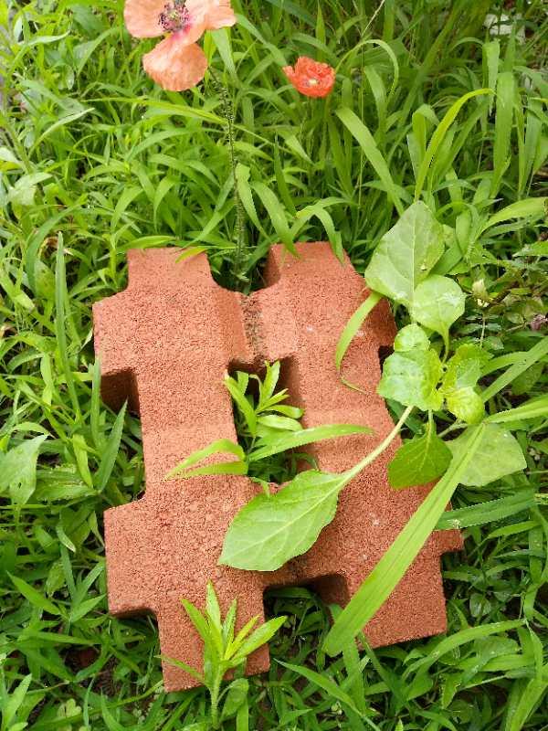 河南草坪砖生产厂家井字型植草砖批发价格