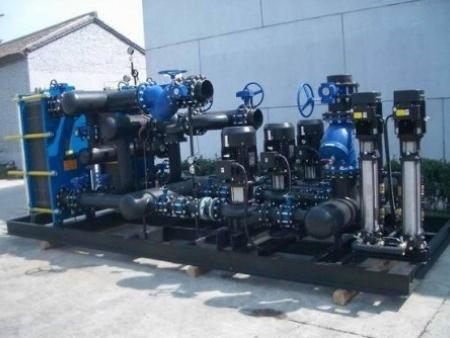 喀什热交换机组厂家直销|怎样才能买到高质量的新疆换热器机组