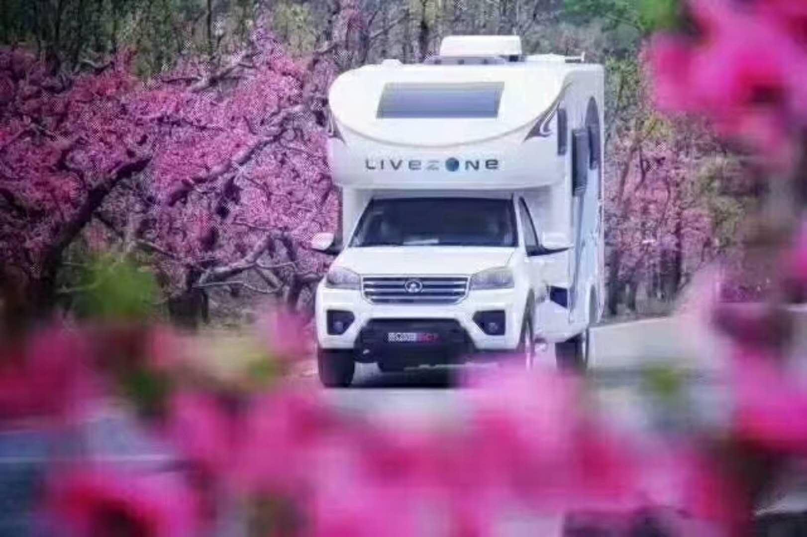 想买优惠的升降房车,就来哈尔滨易居汽车 黑龙江长城房车