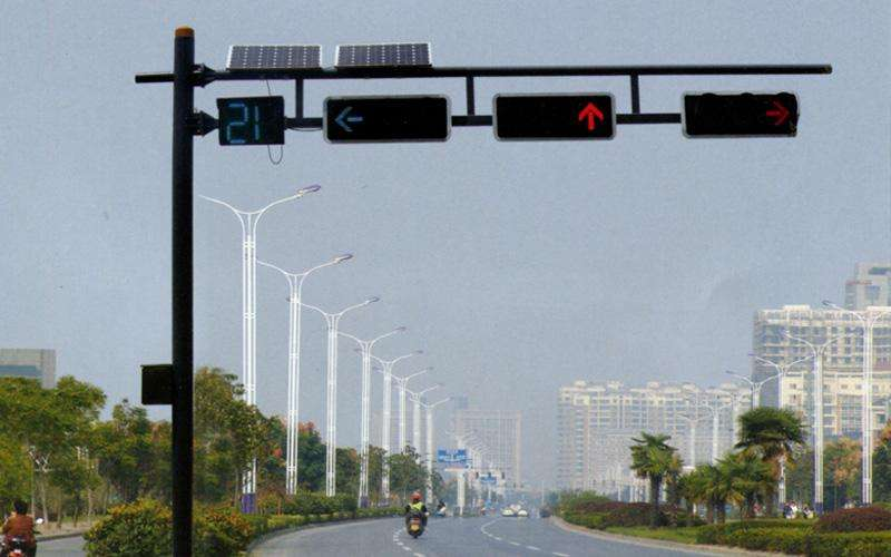 交通信号灯价格-交通信号灯厂家-甘肃绿源节能照明工程