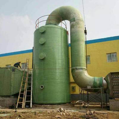 东北长春酸雾处理设备的形式和原理|酸雾回收处理设备