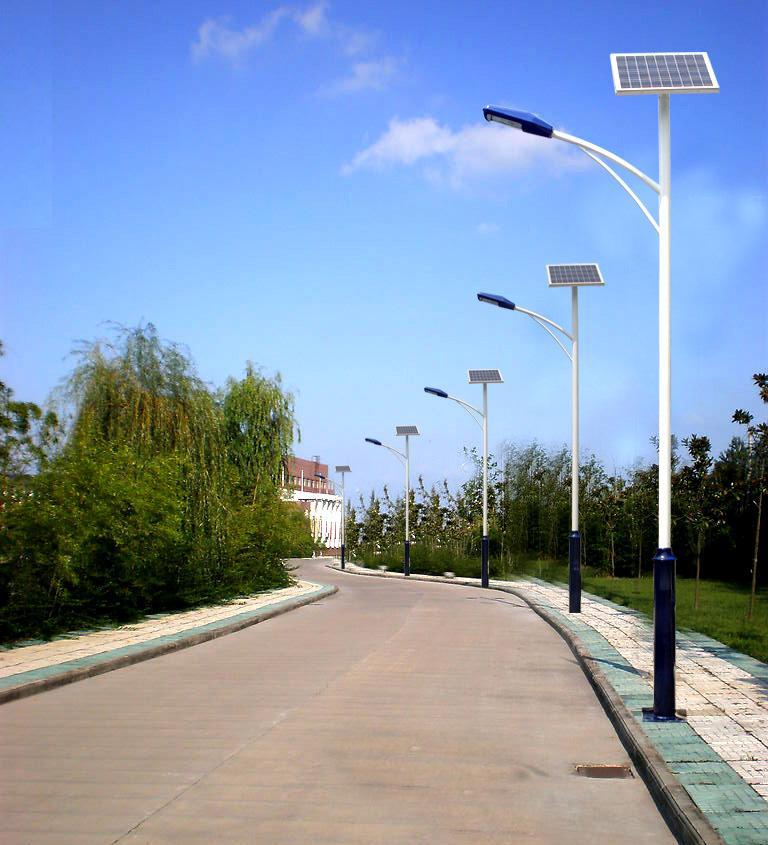 太阳能路灯-太阳能路灯生产厂家-甘肃绿源节能照明工程