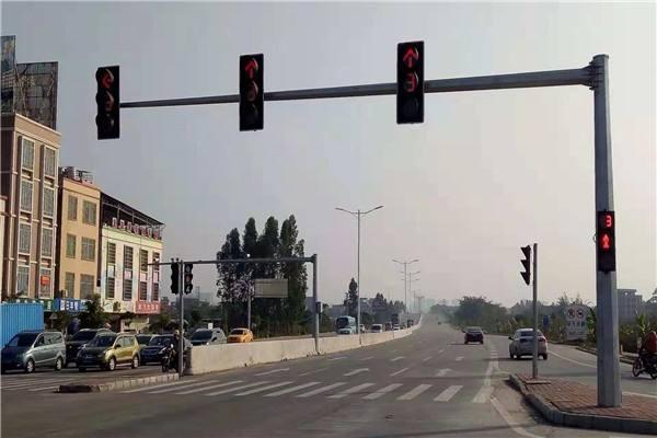 交通信号灯价格-质量好的交通信号灯厂家-甘肃绿源节能照明