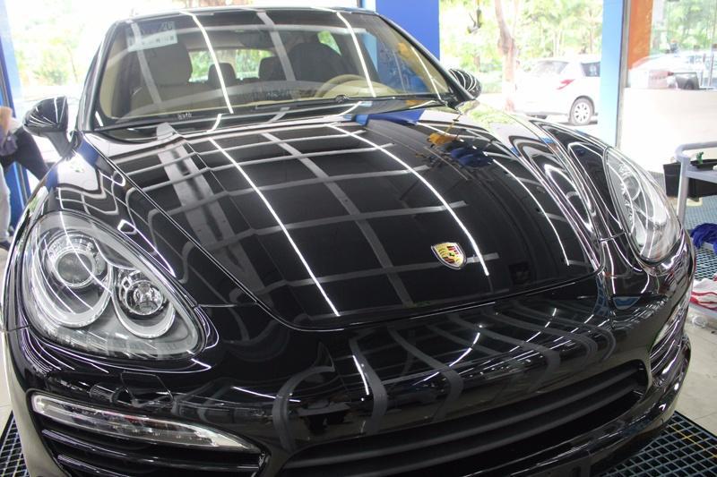万盛汽车镀晶-性价比高的汽车全车镀晶在哪有卖