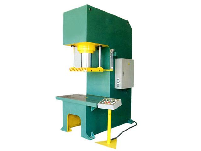 管件压制成型油压机_单柱油压机厂家 各吨位均可定制