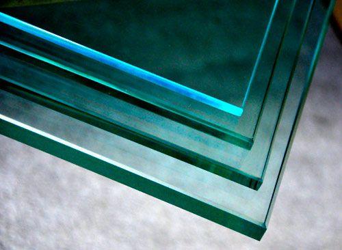 白银钢化玻璃为什么会呈虹彩现象