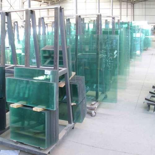 甘肃钢化玻璃厂-专业的白银钢化玻璃供应商-当属甘肃北玻工程