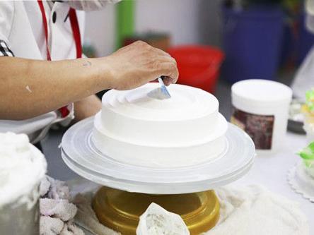 蛋糕裱花培訓
