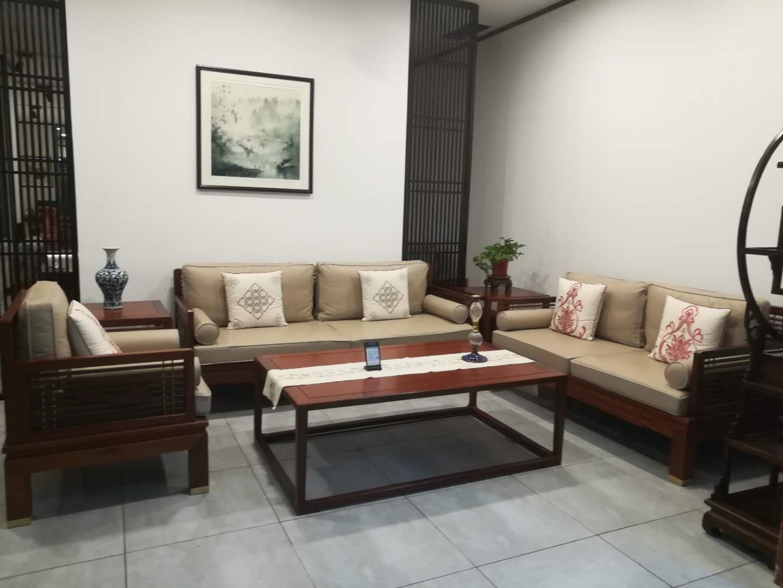 济南有几家做红木家具的