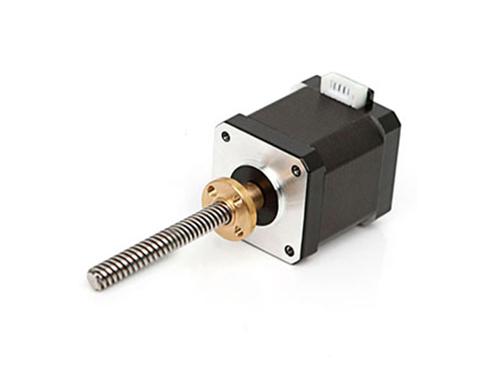 如何选择直线丝杆电机?
