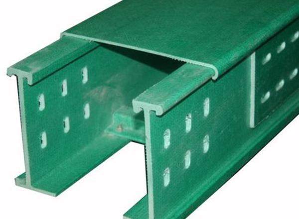 厂家定制耐腐蚀托盘式玻璃钢电线盒河北精创玻璃钢