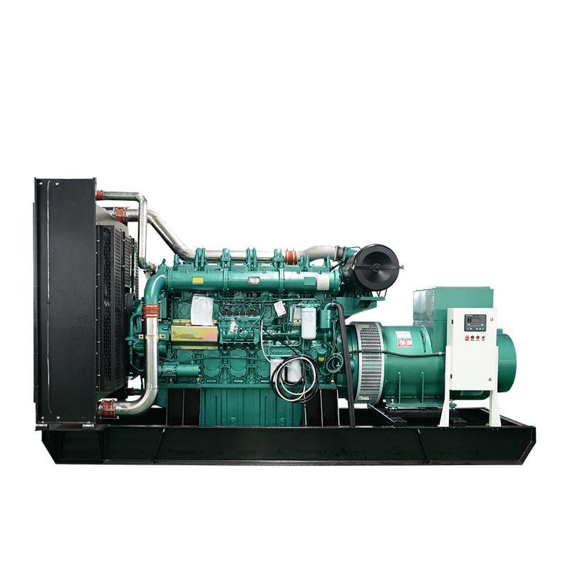 重慶玉柴發電機組生產商|山東玉柴發電機組知名廠家