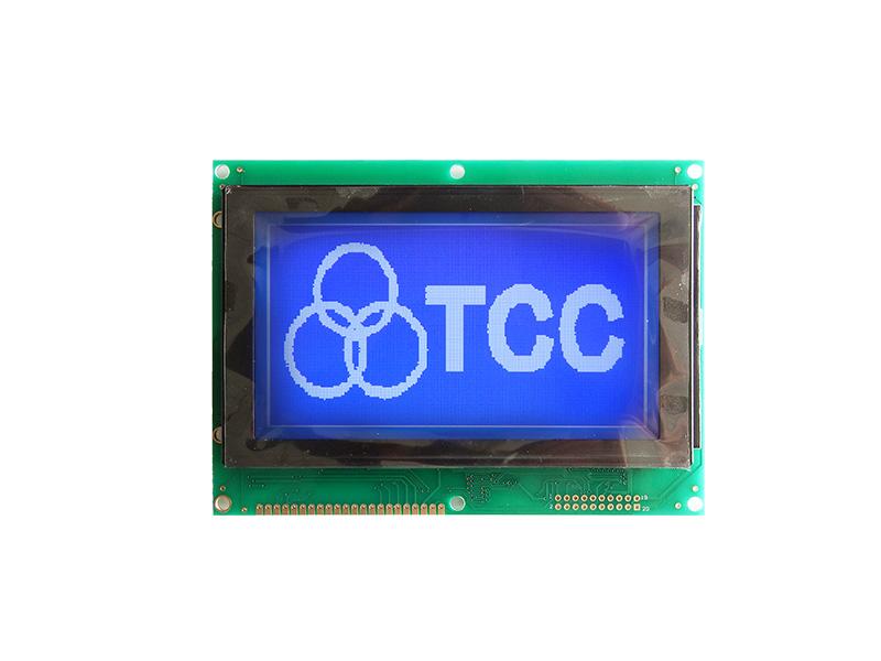工业240128液晶模块蓝膜