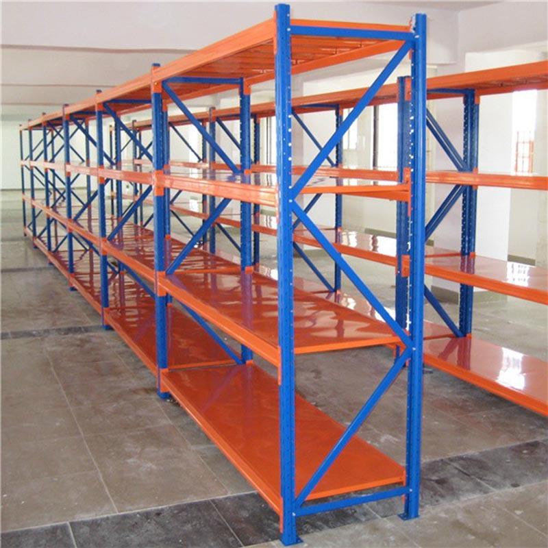 山东靠谱的中型货架厂商是哪家-烟台中型仓储货架批发