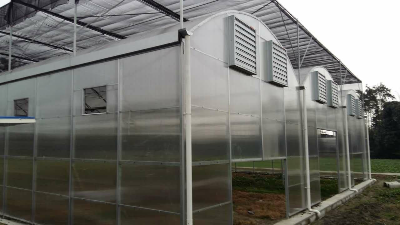 pc板温室//pc板温室建造
