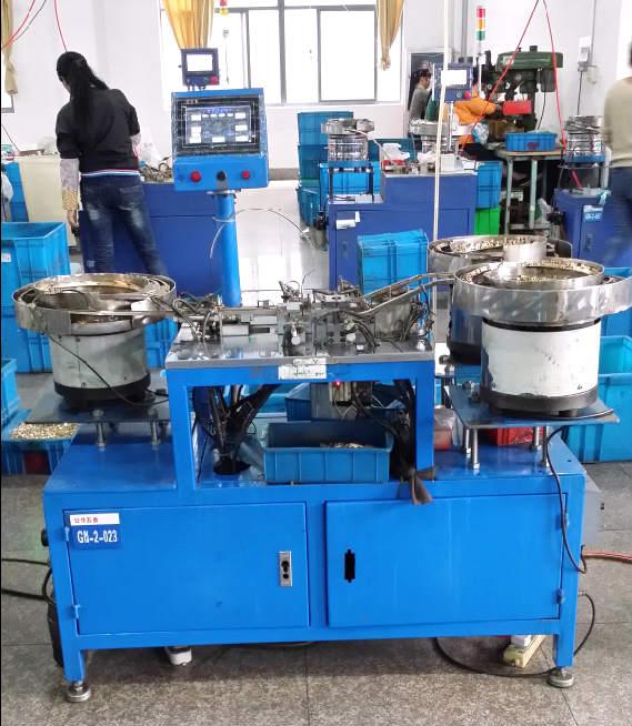 宁波自动螺丝机 测试台超声波焊接 自动铆接机