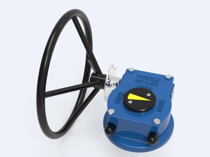 质量良好的涡轮箱温州友善机械供应,低噪涡轮减速机