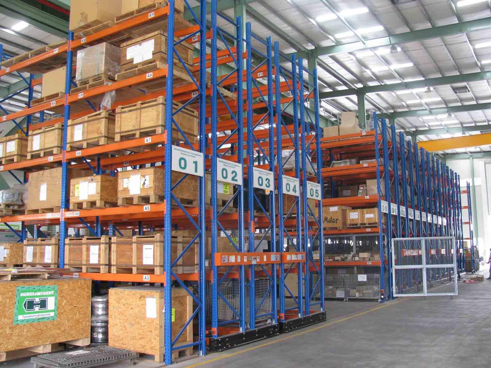 价格低的横梁托盘式货架价格,青岛横梁式仓储货架专业供应
