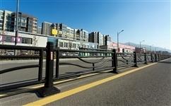 宁波锌钢护栏 市政护栏 阳台护栏安装