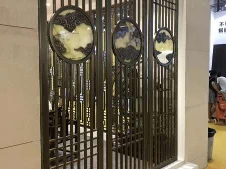 辽源不锈钢屏风制作-沈阳华臣装饰提供沈阳地区实用的不锈钢屏风