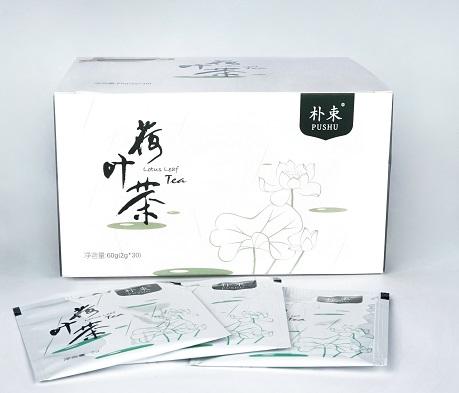 朴束荷叶茶,油腻族的瘦身秘诀?