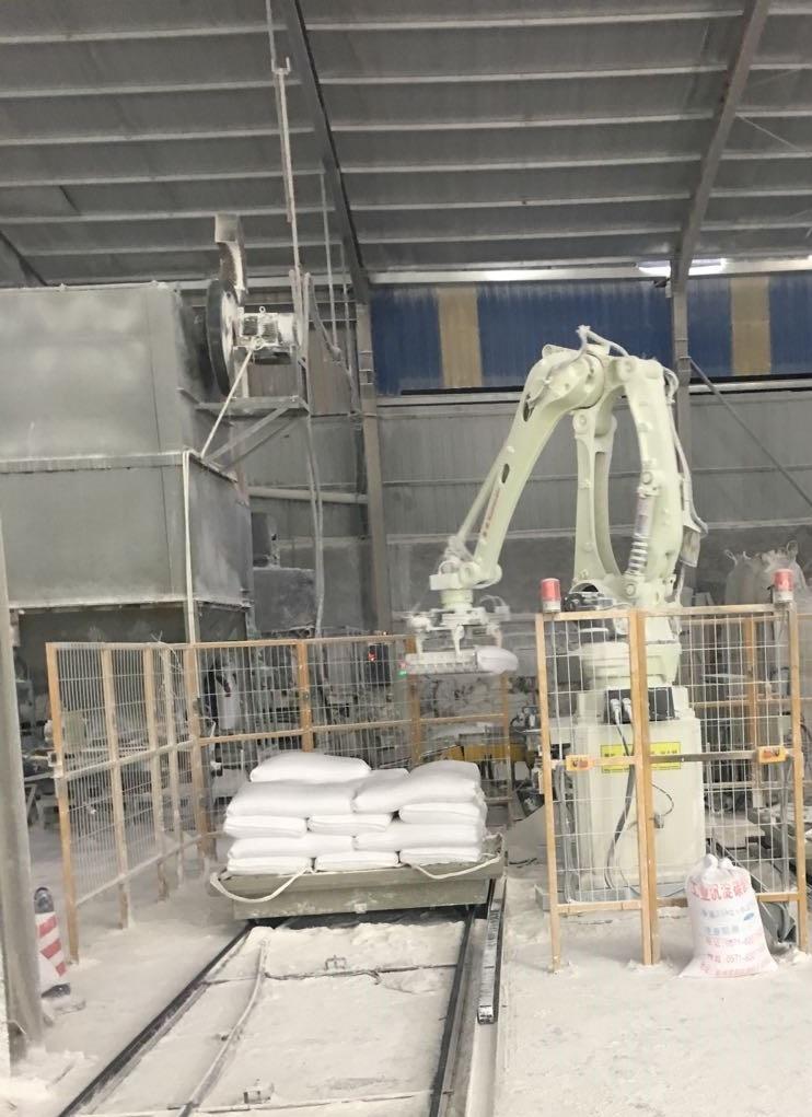 好用的粉體全自動化包裝線供銷-內蒙古碼垛機器人
