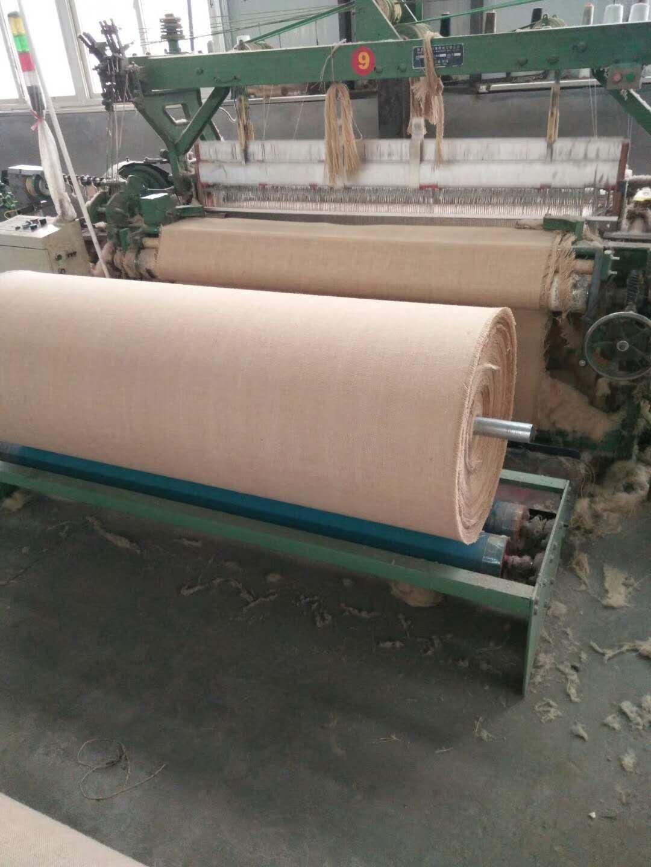 时髦的黄麻布-静海县质量良好的黄麻布哪里买