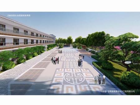 青海园林景观设计-甘肃园林景观设计工程专业公司