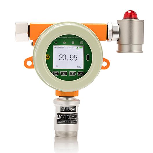 氯气报警器氯气探测器固定式氯气报警仪在线式氯气侧漏