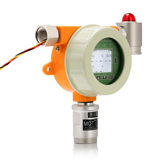 氯气检测仪厂商代理-供应摩尔斯基划算的氯气报警器