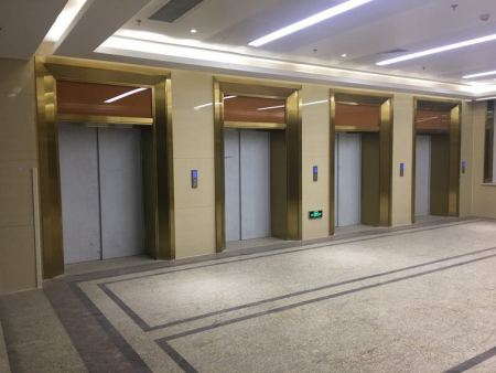 沈阳电梯装潢,沈阳电梯装潢设计工程,华臣装饰专业装潢工程