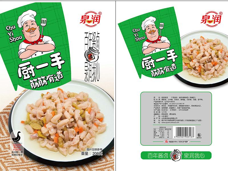 六安脫骨雞爪規格|鴨筋骨泉潤食品專業供應