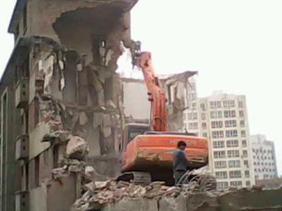 兰州拆除工程,甘肃拆除工程,兰州拆除公司 认准国盛祥