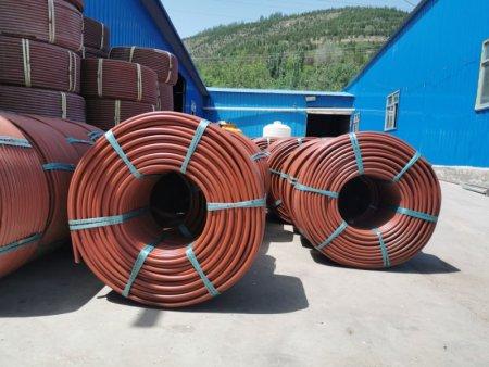 蘭州rpe穿線管的生產的方法是什么?