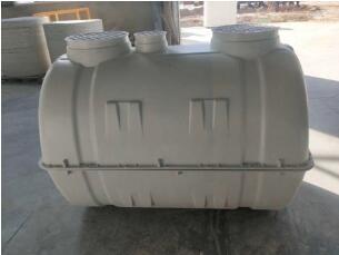 吉林模压化粪池,玻璃钢化粪池,模压化粪池报价