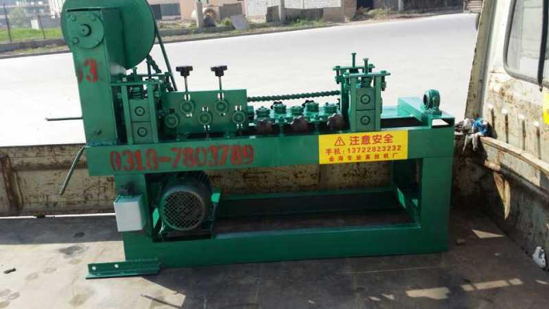 上海定做调直断丝机的价格|金海机械|河北优质厂家
