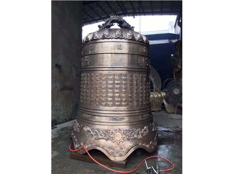 高质量的  大铜钟-供应温州市特色的铜钟