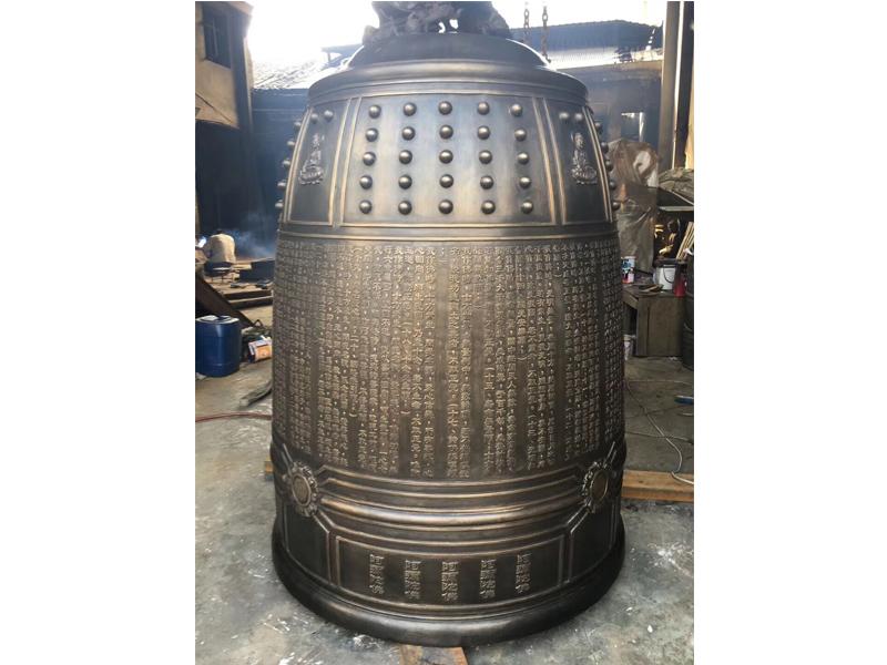 赣州寺院铜钟-哪儿能买到可靠铜钟