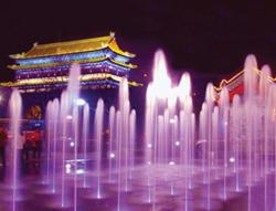 黑龙江喷泉|哈尔滨喷泉-雨鹭喷泉