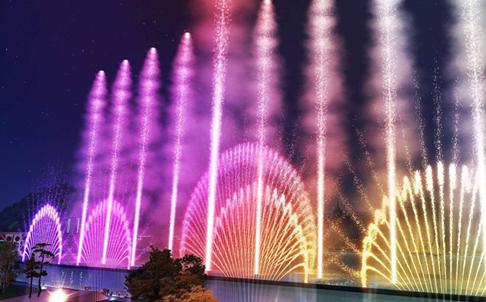 哈尔滨喷泉哪家好|哈尔滨喷泉设备经销商-哈尔滨雨鹭喷泉