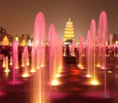 哈尔滨喷泉设备|哈尔滨雨鹭喷泉可信赖的黑龙江音乐喷泉销售商