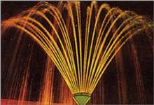 黑龙江音乐喷泉-哈尔滨雨鹭喷泉实惠的哈尔滨纯射流喷头供应