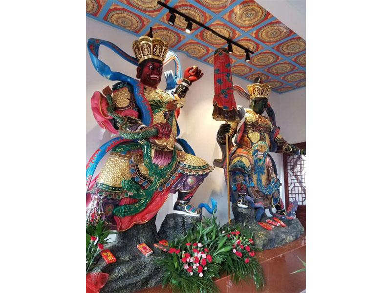 造型精美的释迦牟尼佛像上哪买,专业定制寺庙大小佛像