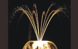 哈尔滨喷泉设备|高性价哈尔滨蒲公英旋转喷头尽在哈尔滨雨鹭喷泉